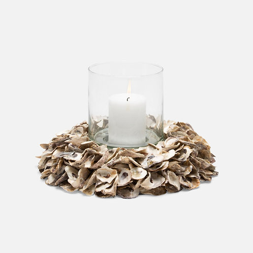 #10276 Oyster Shell Hurricane (Large)