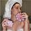 Thumbnail: #12040 Boxed Pedi Buffer (French Lavender)
