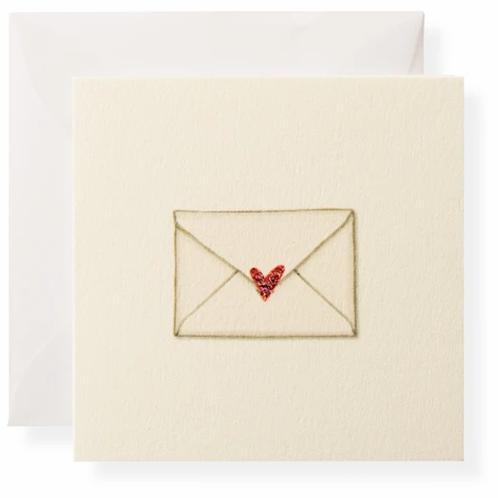 #8343 Love Letter Gift Enclosure