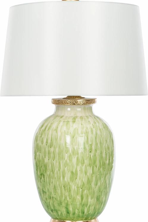 #10497 Veranda Verde Lamp