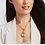 Thumbnail: #11941 Palladio Statement Necklace (Clear Crystal)