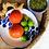 Thumbnail: #9971 Santorini Fish Serving Bowl