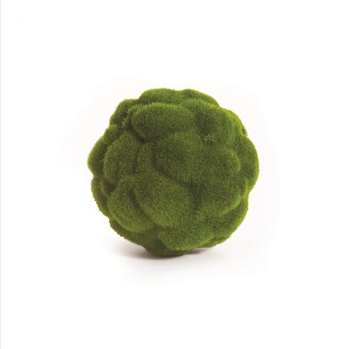 "#7086 5.5"" Moss Orb"