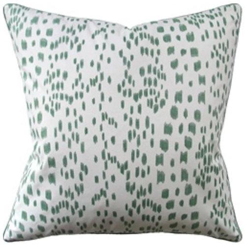 Les Touches Pillow-Green