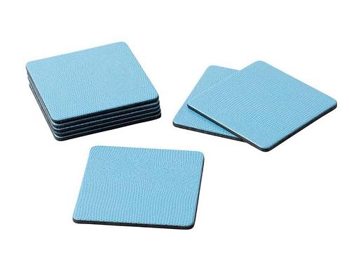#11690 Lizard Coasters (Light Blue)