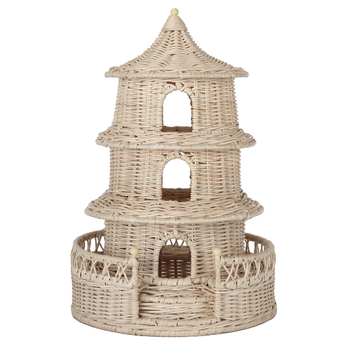 #11882 Round Pagoda
