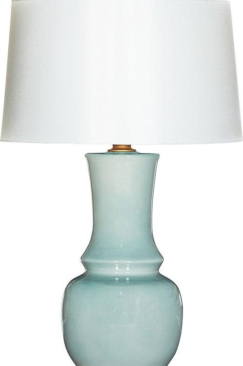 #3861 Wyndham Blue Lamp