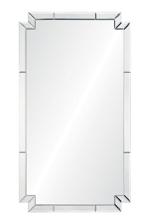 #8221 Beveled Mirror