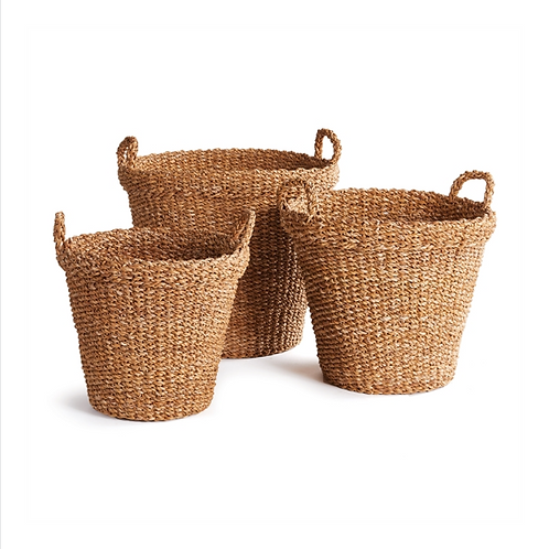 SeagrassTapered Baskets