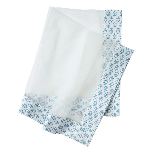 #11879 Blue Picnic Food Cover