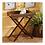 Thumbnail: #12198 Rattan Butler Tray Table