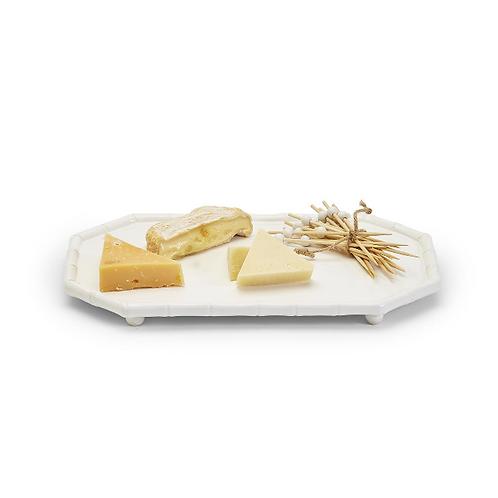 #11074 Chinoiserie Serving Platter w/ 20 Picks