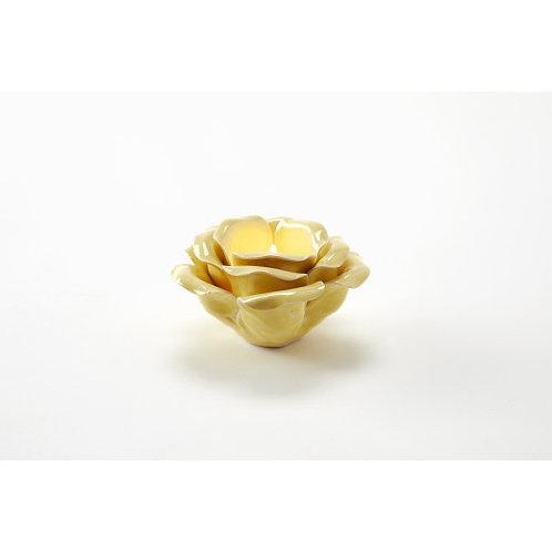 #11056 Blossom Tealight Holder (Buttercup)
