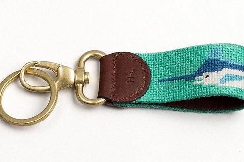 #5498 Marlin Key Chain