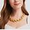 Thumbnail: #11932 Windsor Link Necklace