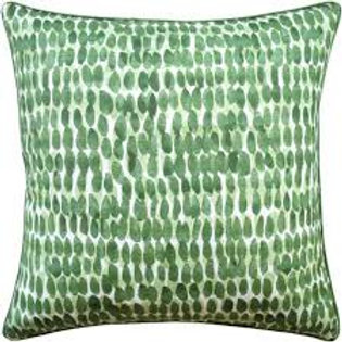 #9652 Emerald Rain Water Pillow