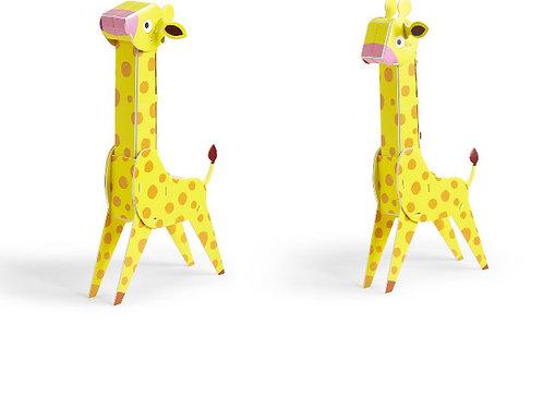 #11664 Animal 3-D Puzzle (Giraffe)