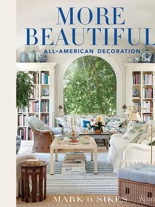 #10774 More Beautiful: All-American Decoration