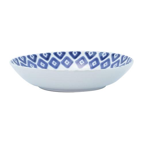 #8228 Santorini Diamond Serving Bowl