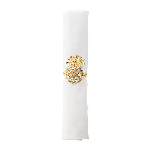 #10784 Pineapple Napkin Ring