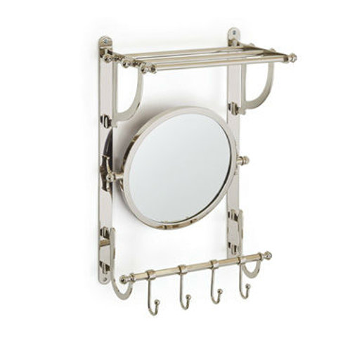 #3928 Railway Towel & Mirror Rack