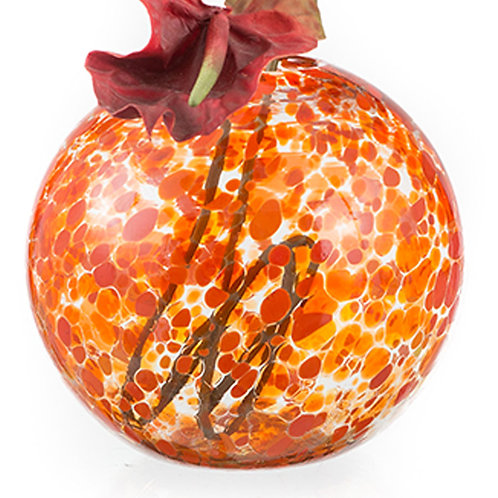 #10751 Fish Bowl (Tangerine Speckles)
