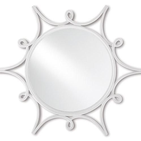 #12117 Small Gesso Mirror