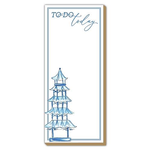 #11104 Pagoda Skinny Pad