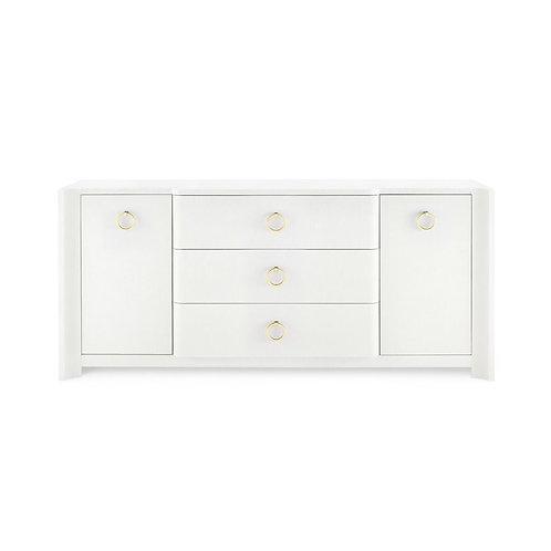 #8381 3-Drawer 2-Door Cabinet