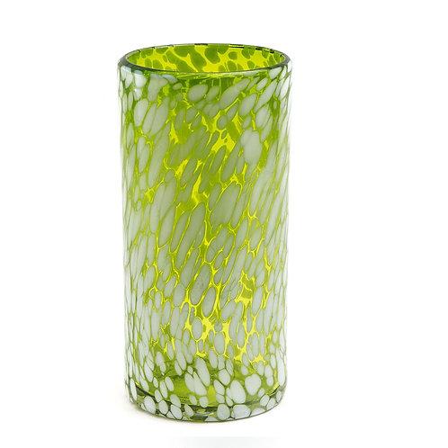 #10746 Glass Cylinder (Ocean Lime)