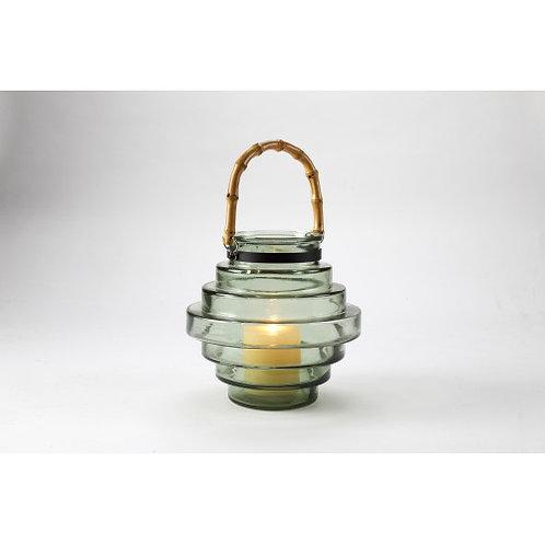 #11053 Bamboo Handle Lantern
