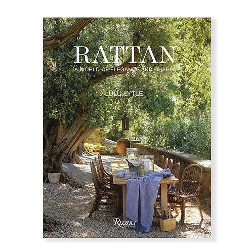 #10804 Rattan: A World of Elegance and Charm