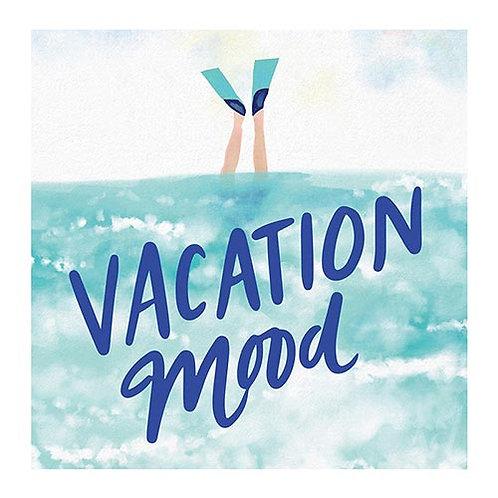 #11793 Vacation Mood Napkins