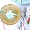 Thumbnail: #9974 Rufolo Glass Deep Bowl (Medium)