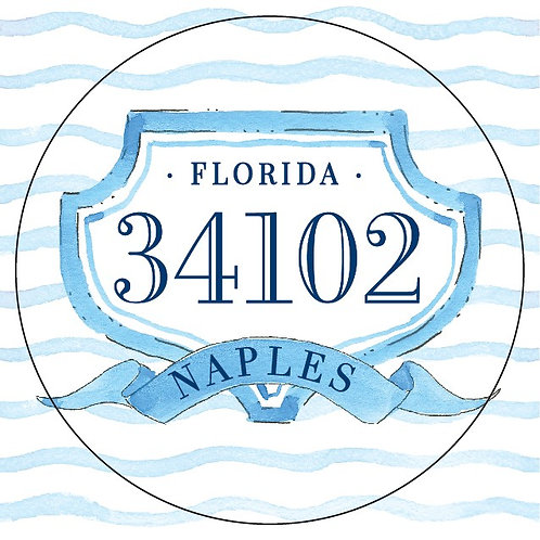 #11814 Naples 34102 Coasters