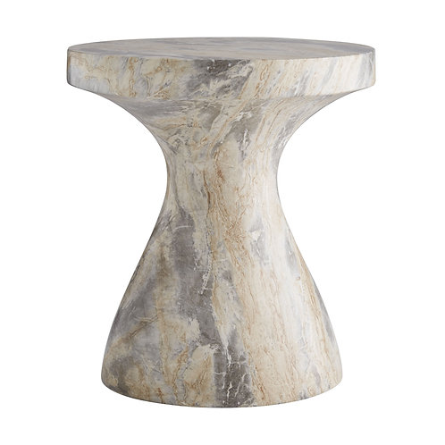 #10295 Concrete Side Table
