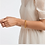 Thumbnail: #10891 Colette Bead Bangle- Medium