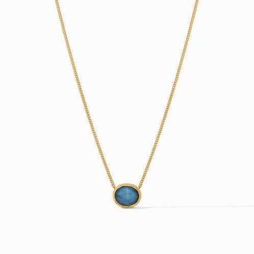 #8553 Verona Solitaire Necklace