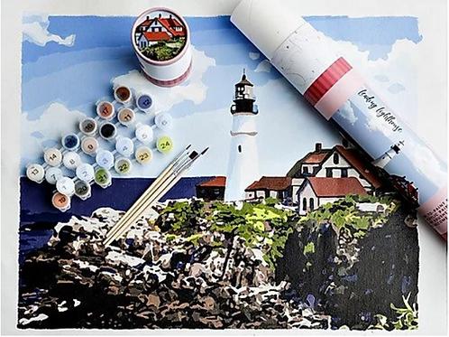#9762 Leading Lighthouse Painting Kit