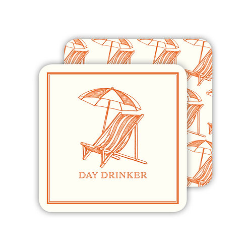#10137 Day Drinker Coasters