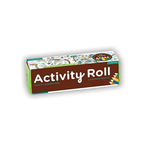 #6355 Mighty Dinosaur Activity Roll