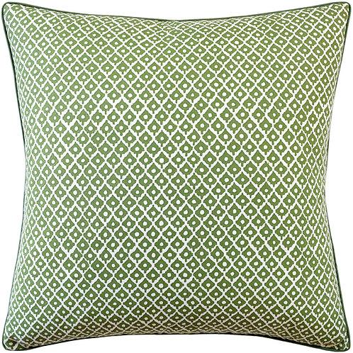 Petit Arbre Pillow-Green