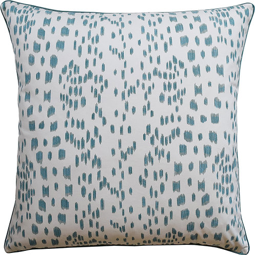 Les Touches Pillow-Aqua