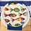 Thumbnail: #9962 Pesci Colorati Salad Plate Set