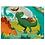Thumbnail: #7485 Dinosaur ParkPuzzle to Go