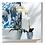 Thumbnail: Blue & White Marbelized Pots