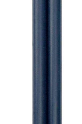 #7366 Candles, Pair (Marine Blue)