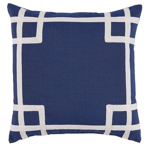 #10368 Rio Tape Oudoor Pillow