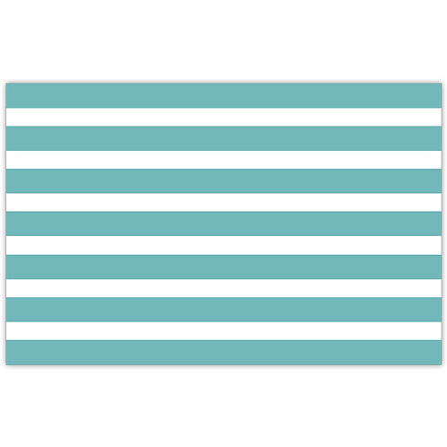 #10161 Seaside Cabana Stripe Placemats