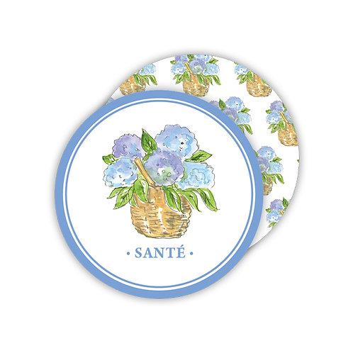 #11770 Hydrangea Vase Coasters